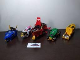 Dx Megazord Power Rangere Super Sentai Gokaiger Sem Espada!!