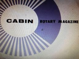 Magazine P/Projetor Slides Carrossel Rotary Magazine Cabin P/100 Slides.