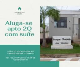 Aluga-se Apto no Cond. Chapada dos Montes - Parque Ohara Cuiabá