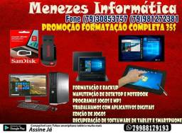 Formatação promoção