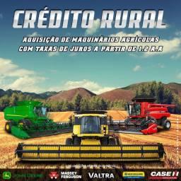Crédito para produtor Rural