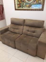 Sofa retrátil reclinável