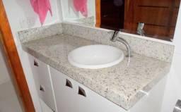 Peças em mármore Branco Siena lustrado - lindo para cozinha ou banheiro