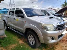 Toyota Hilux SR 3.0 4x4 2015