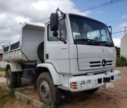 MB 1618 ano 2000 com Caçamba.