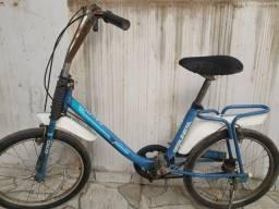 Bicicleta anos 80 Berlineta Caloi