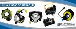 Cintas de Air Bag P/Vários carros EletricWay- Hilux Fit Civic Elantra Veloster S10
