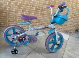 Bicicleta Aro 14 - Frozen