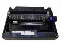 Impressora epson matricial lx-300 + ll