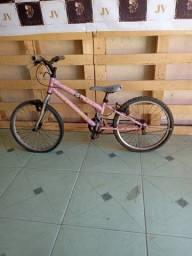Bicicleta Rosa 80,00