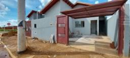 Casa nova na região do Santa Emília
