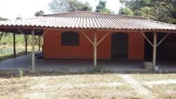 Chácaras 1.200m2, casa 4 qtos, São José, 18km de Esmeraldas. Troca Apto