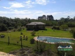 Velleda oferece sítio 3 hectares, com 2 frentes uma para a RS-040