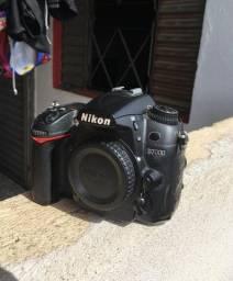 Nikon D7000 em perfeito estado, sem nenhum defeito