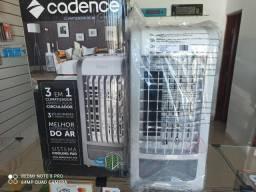 Climatizador de ar Cadence CLI302 3,7 Litros 3x1 - Nota fiscal + garantia de 1 ano