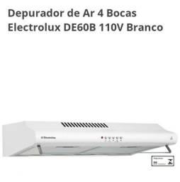 Depurador de ar 4 bocas Electrolux