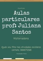 Professora de História