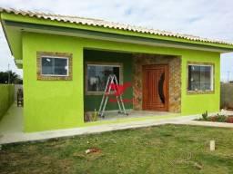 Casa com 3 dormitórios à venda, 112 m² por R$ 350.000,00 - Jardim Atlântico Central (Itaip