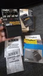 Pedal Digitech Factory DF-7 Guitarra Nos (New Old Stock) Usa