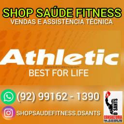 Estação de Musculação Athletic Power 45 Exercicos