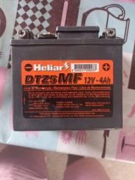 Bateria heliar original da fan 160