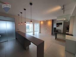 Apartamento com 1 dormitório para alugar, 65 m² por R$ 3.200/mês - Barra Funda - São Paulo