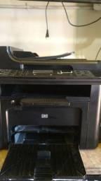 Impressora laser HP 1536 Impressora laser HP 1536 dúplex
