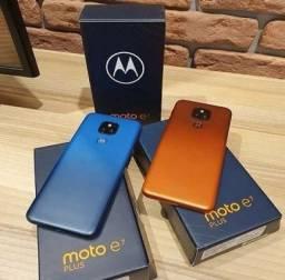 Motorola Moto e7 Plus 4/64GB Azul + NF