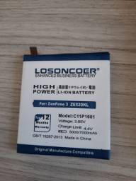 Bateria zenfone 3 ze552kl 5000 mAh