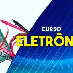 CURSO DE ELETRÔNICA E ANALÓGICA DIGITAL