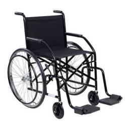 Cadeira de rodas até 100 Kg NOVA