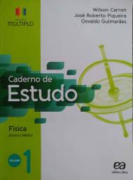 Livro: Projeto Múltiplo - Física
