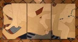 Arte: Óleo sobre tela