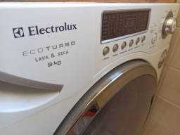 Lava e seca eletrolux 9kg para usar as peças!