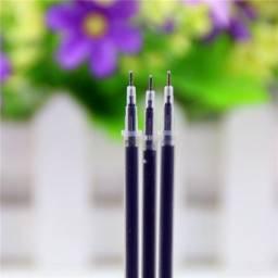 Refil de caneta em gel/ escrita fina/papelaria kawaii