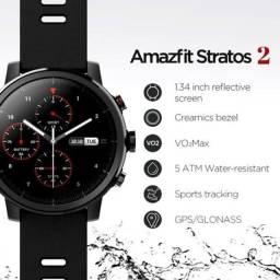 Relógio Inteligente Amazfit Stratos 2