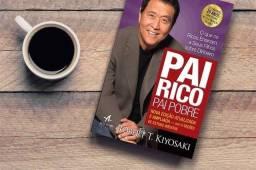 Pai rico e Pai pobre ( livro ) o melhor livro de empreendedores