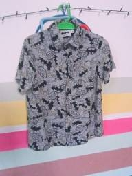 Camisa infantil menino -4 anos