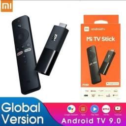 Xiaomi MI TV STICK GLOBAL _ Sua TV ANTIGA EM SMARTV _ ACEITO CARTÃO