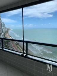Apartamento com 4 dormitórios para alugar, 150 m² por R$ 7.000,00/mês - Boa Viagem - Recif