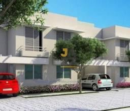 Excelente Sobrado com 2 dormitórios à venda, 72 m² por R$ 350.000 - Vila Aurocan - Campina