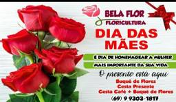 Floricultura bela flor