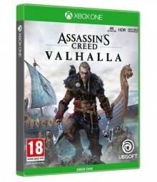 Assassins Creed Valhalla Xbox One Midia Física Pronta Entrega