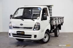 Kia Bongo UK 2500 Diesel 2018 Caçamba Com Piso Laminado Placa i