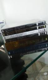 1° a 7° Temporada De Game of Trones
