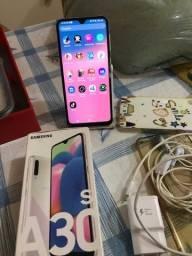 Galaxy A30s - 64gb / semi novo