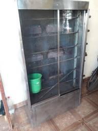 Maquina de assar frango - capacidade 30