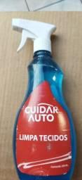 Limpa Tecidos Concentrado Cuidar Auto