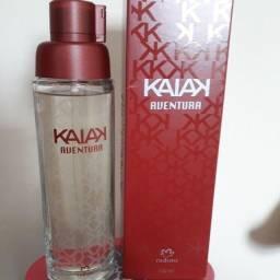 Colonia kaiak aventura feminina 100 ml  da Natura. R$ 60,00
