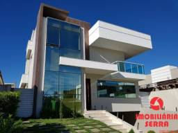 SGJ [H249] Casa 4 suítes 370m² no condomínio Boulevard Lagoa